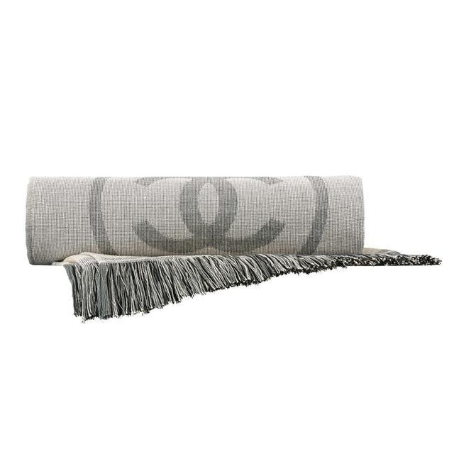 Chanel Cotton Bath Towel