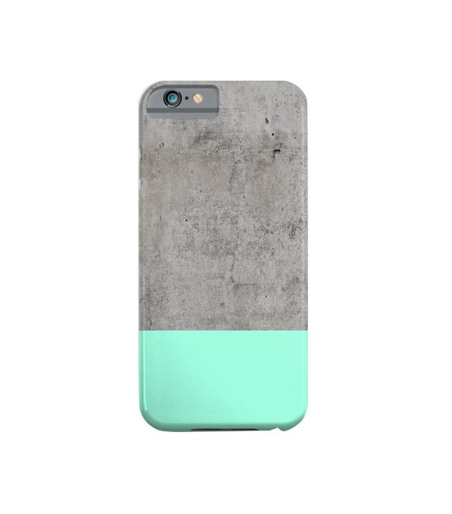 Cafelab Sea on Concrete iPhone Case
