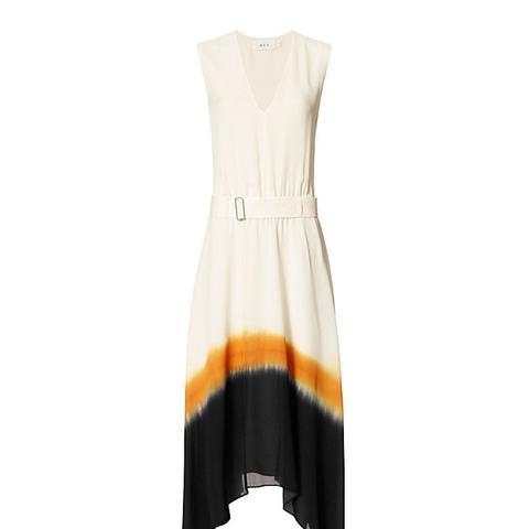 Deloro Tie Dye Maxi Dress