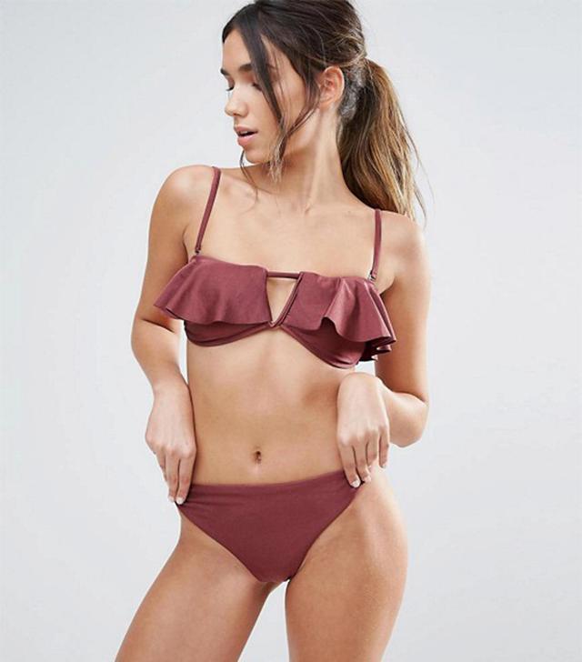 Somedays Lovin Frill Bikini Top
