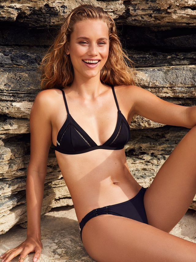 Free People Cathedral Bikini Top