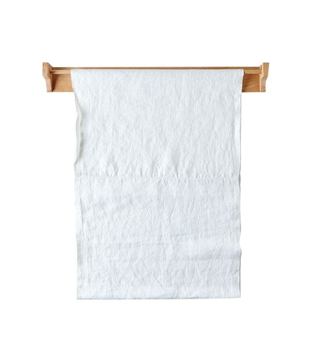 Food52 Towel Rack & Infinity Linen