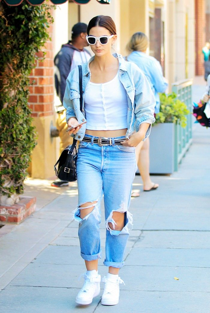 The Throwback Sneakers Celebrities Are Wearing Again | Who