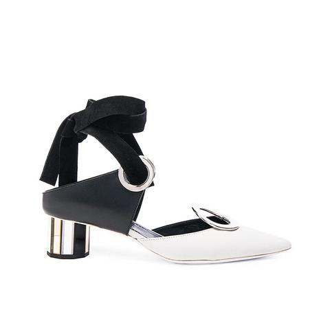 Grommet Heels