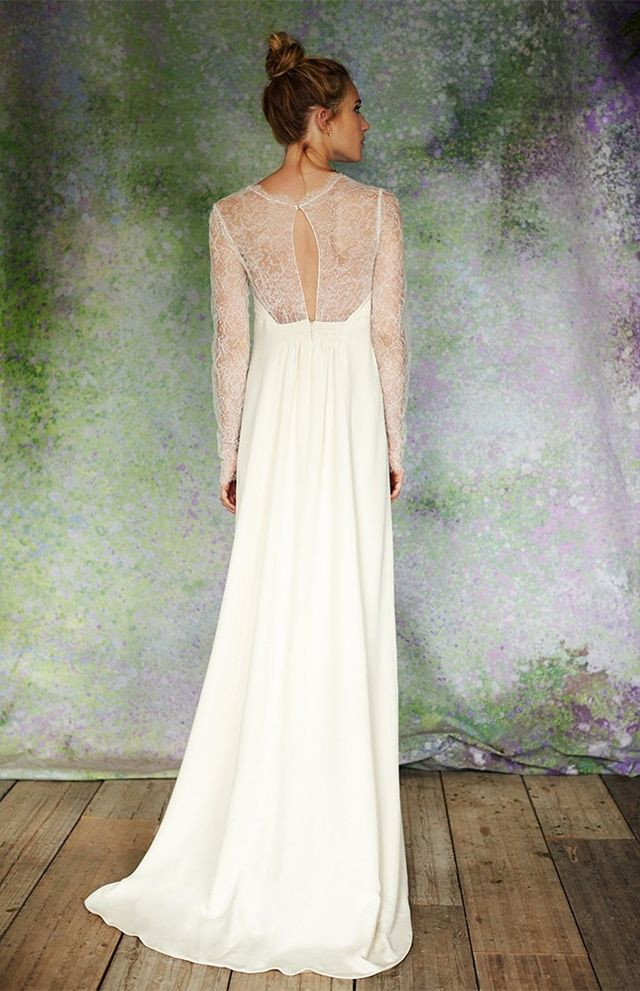 Stone Fox Bride The Paloma Gown