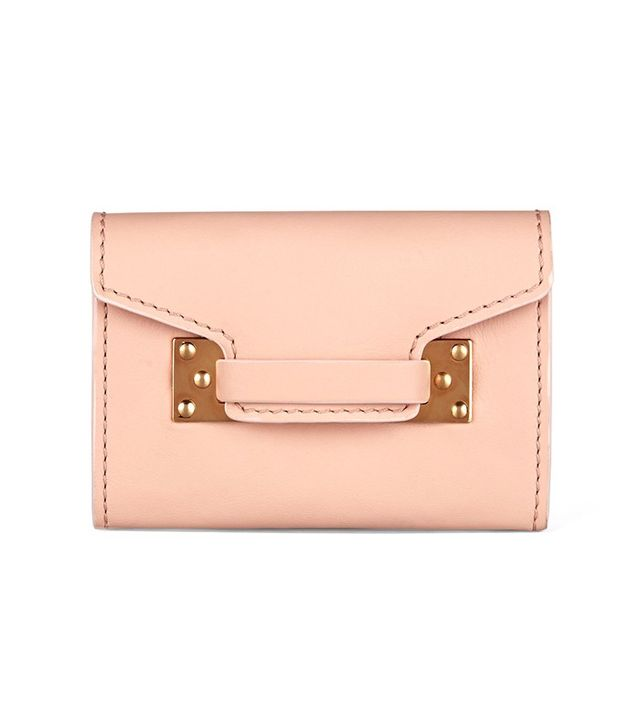 Sophie Hulme Milner Leather Cardholder