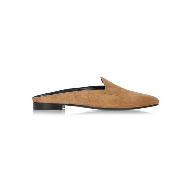 Pierre Hardy Janco Suede Slippers