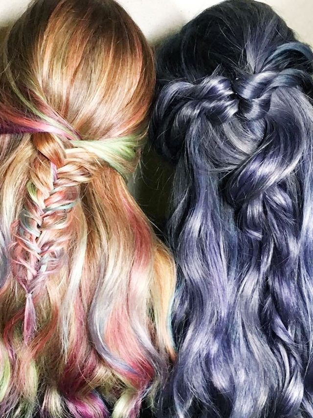 5 New Ways to Wear Pastel Hair for 2016 Nowness | Byrdie UK