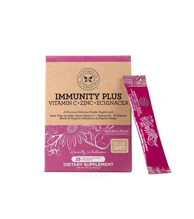 The Honest Company Immunity Plus Drink Mix Supplement