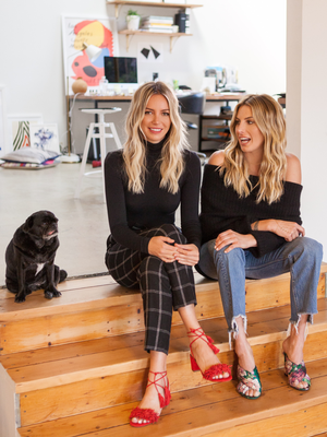 How 2 Best Friends Started a Mega-Successful Brand With Only $100