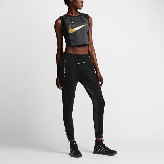 NikeLab N98 x Olivier Rousteing Crop Top