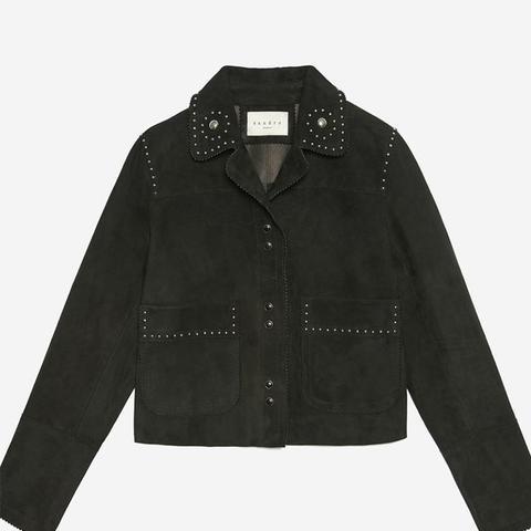 Veste Velvet Jacket