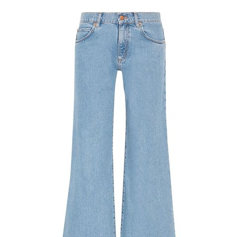 Topanga Mid-Rise Wide-Leg