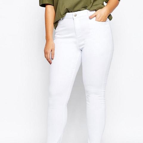 Ridley Skinny Jean in White