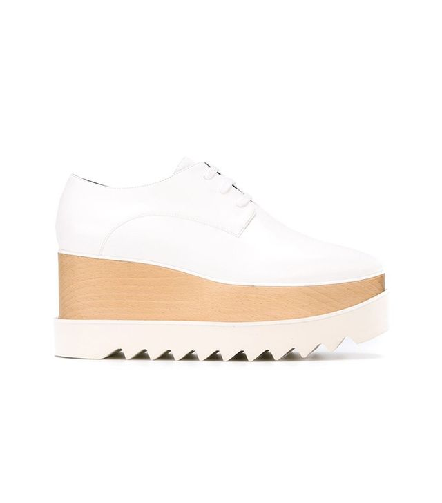 Stella McCartney Britt Lace-Up Shoes