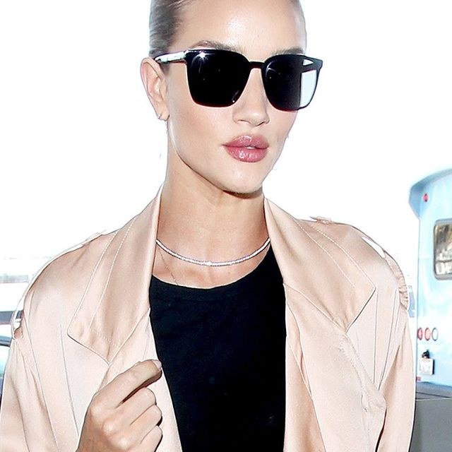 Rosie Huntington-Whiteley Found the Cutest Top to Wear With Skinny Jeans