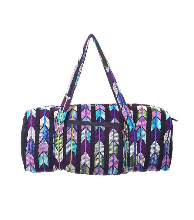 The Little Market Zunil Duffle Bag in Vanessa