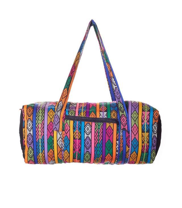 The Little Market Zunil Duffle Bag in Kayla