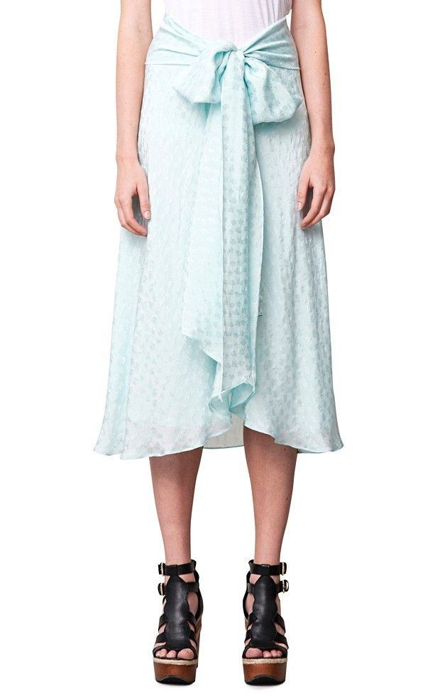Rodebjer Odila Skirt in Frosty Mint