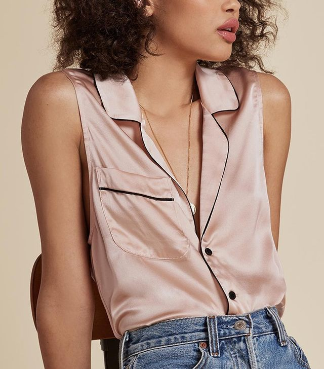 Reformation Mylo Top