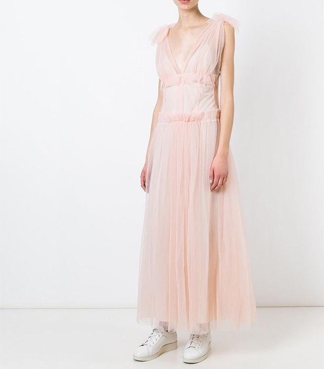Nicopanda Long Tulle Dress