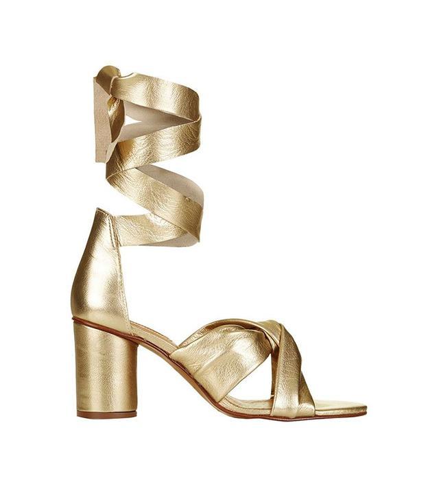 Topshop NOLA Soft Knot Sandals