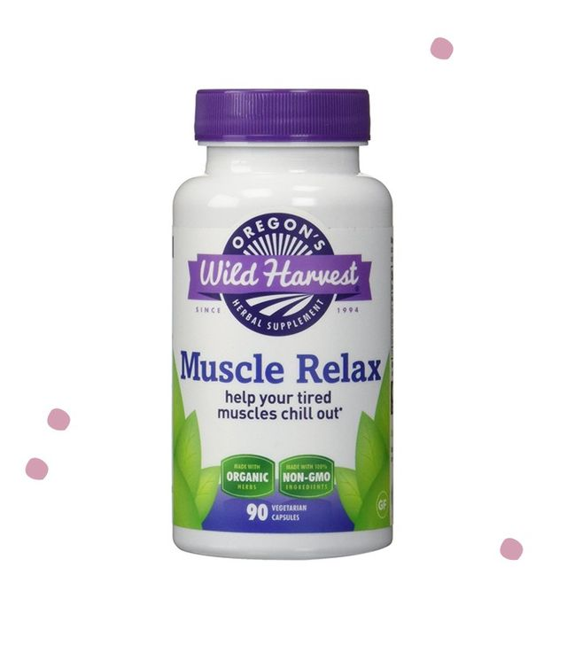 Oregon's Wild Harvest Muscle Relax