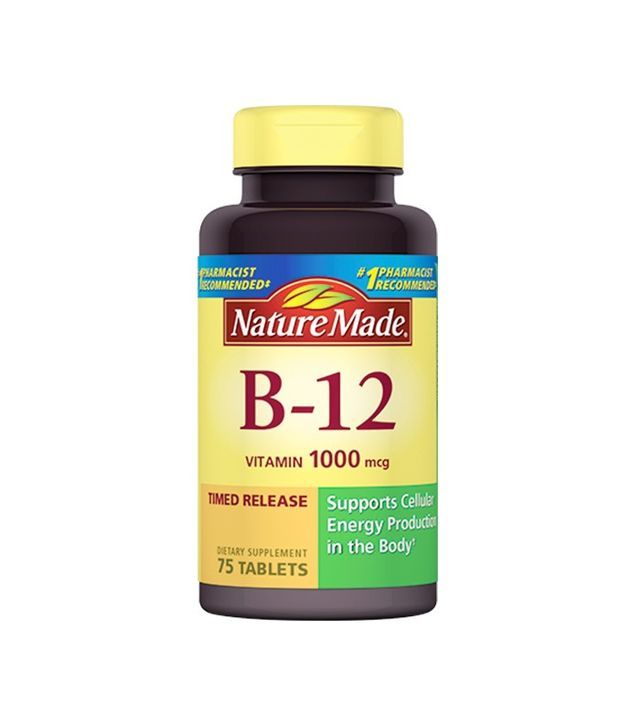 Nature Made B-12 Vitamin Tablets