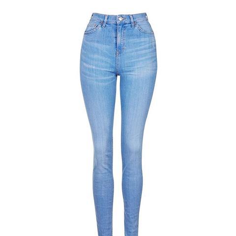 Bright Blue Jamie Jeans