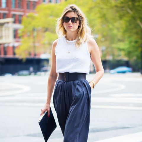 How to Dress Appropriately for Work When It's Really Hot Out