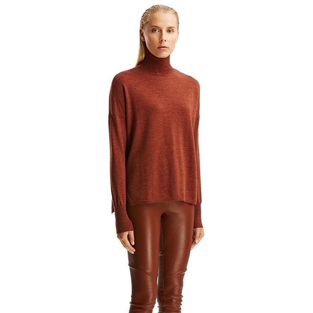 Scanlan Theodore Merino Turtle Neck
