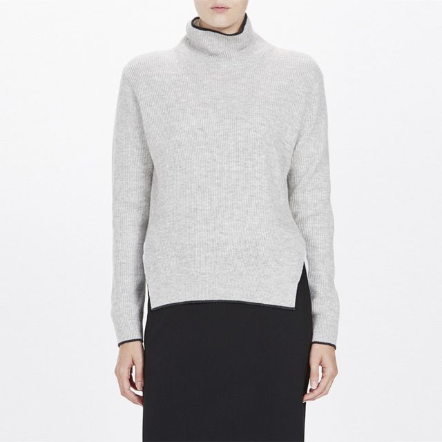 Bassike Wool Cashmere Turtleneck