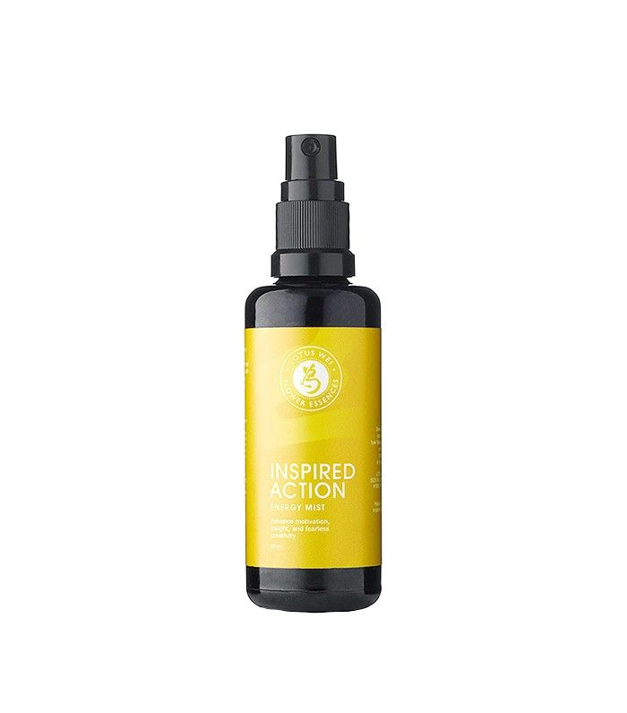 Inspired Action Energy mist by Lotus Wei