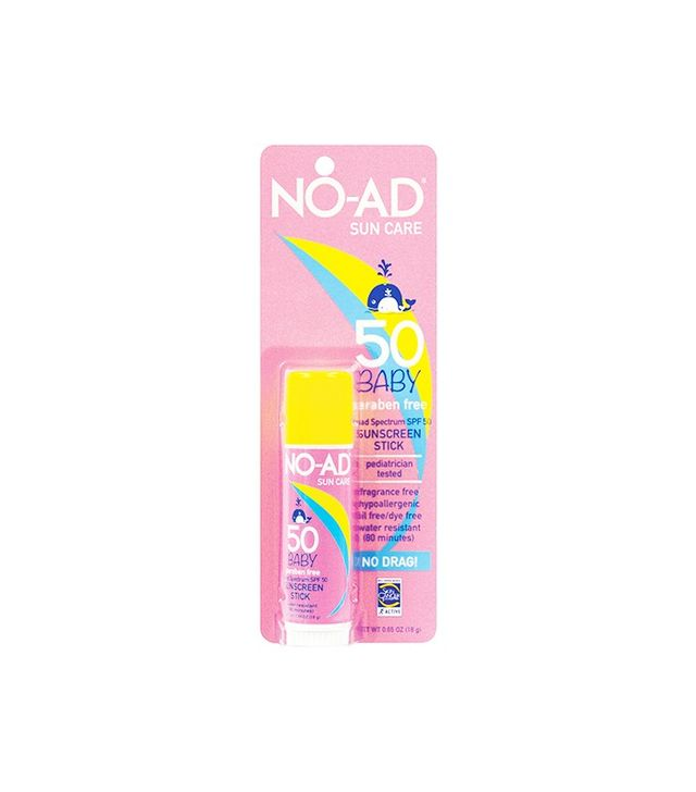 No-Ad Sun Care Baby Sunscreen Stick