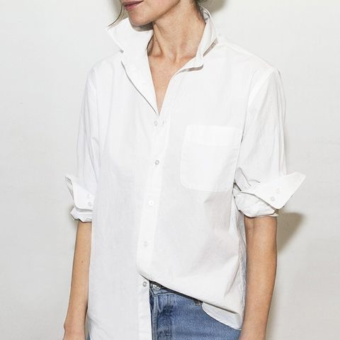 The Under-the-Radar Brand That Makes the Best White Button-Downs ...
