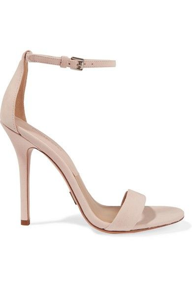 Michael Kors Collection Jacqueline Suede Sandals
