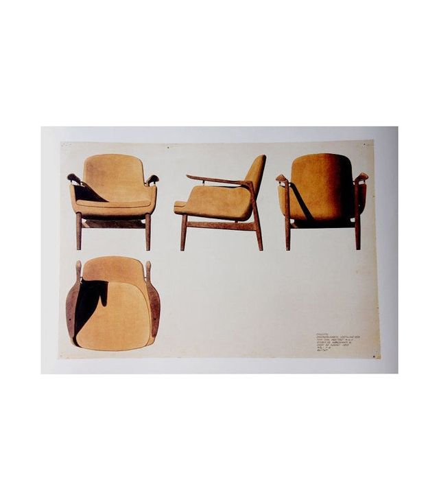 Finn Juhl Chair Poster No.53