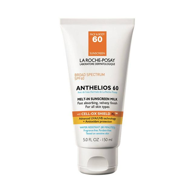 La Roche-Posay Anthelios 60 Face & Body Melt-In Sunscreen
