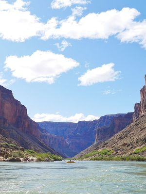 What Happened When One Woman Spent a Week Rafting Through the Grand Canyon