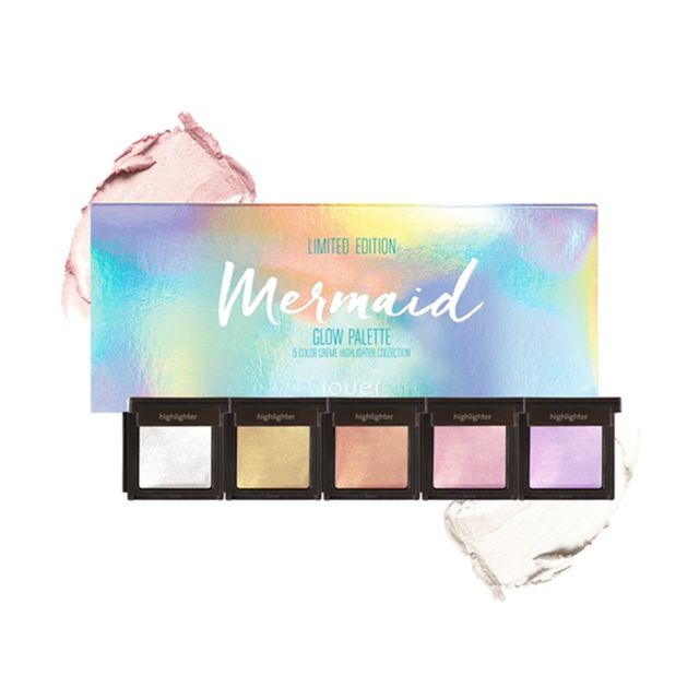 Jouer Mermaid Glow Palette