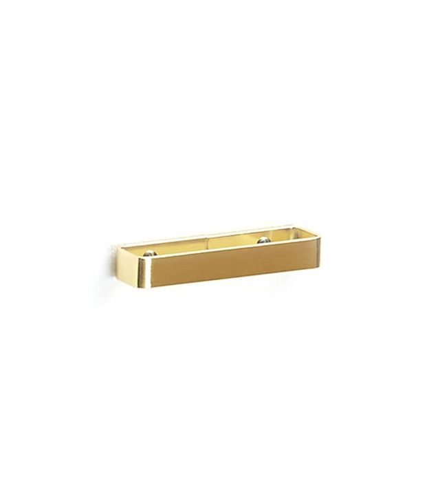 CB2 Brass Drawer Pull