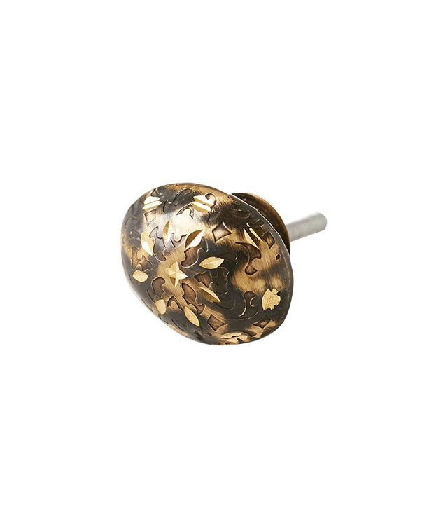 Urban Outfitters Metal Mosaic Knob