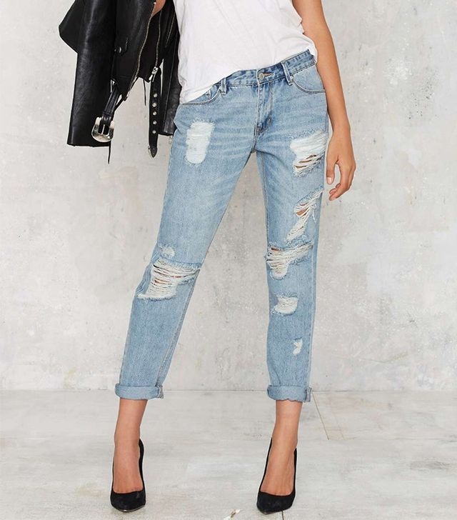 RES Denim Romeo Boyfriend Jeans