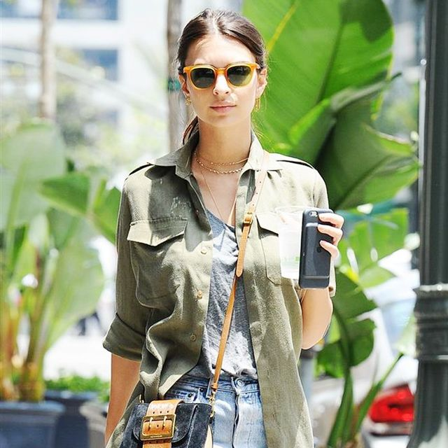 Emily Ratajkowski Just Wore the Shoes Every It Girl Loves