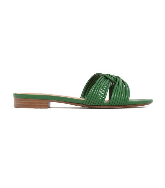 Zara Knot Detail Slides