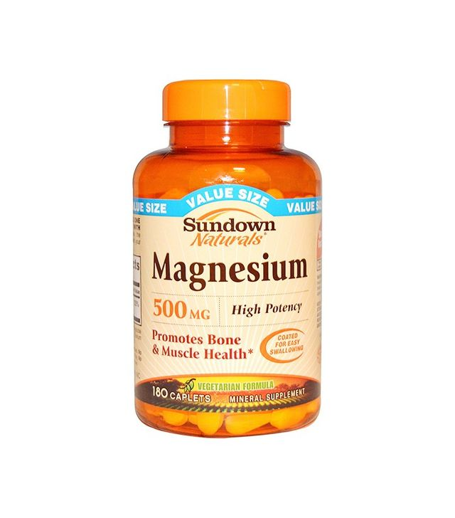 Sundown Naturals Magnesium Supplement