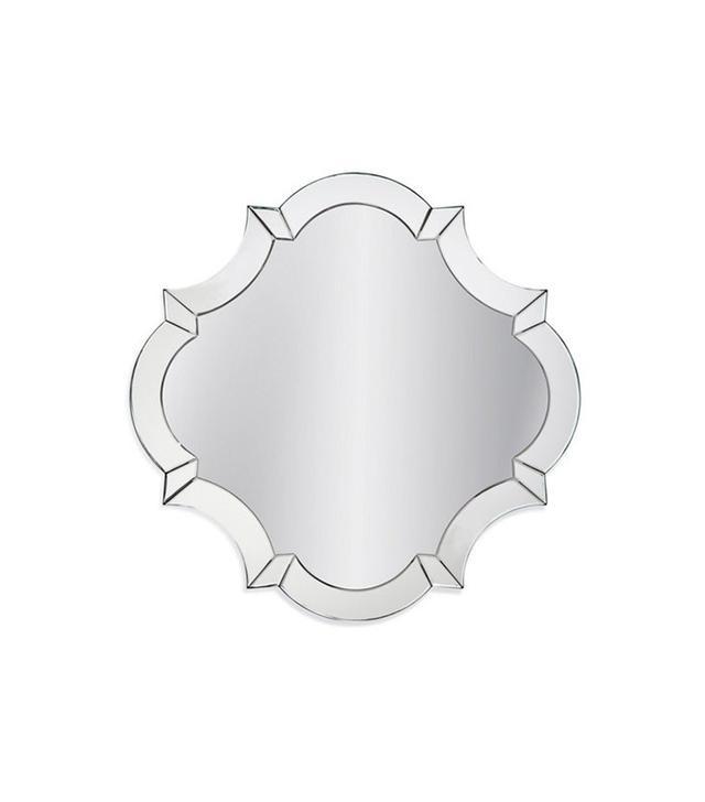 Quatrefoil Modern Mirror