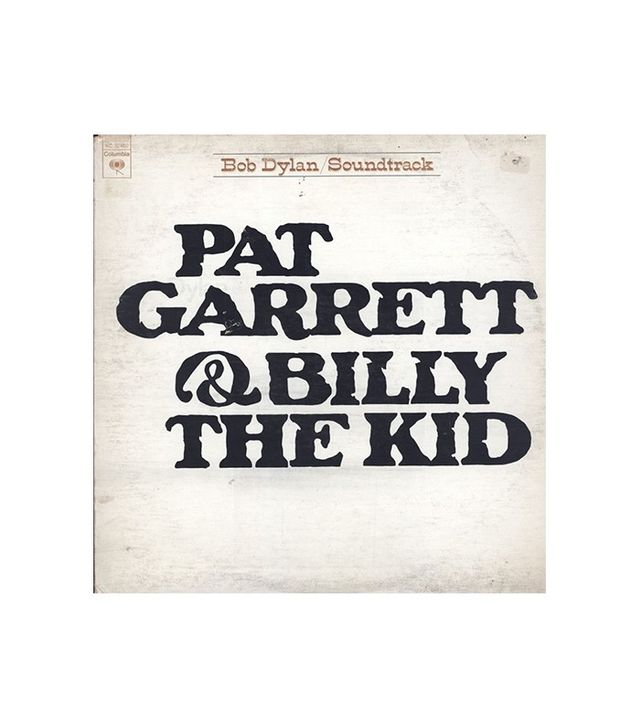 Pat Garrett and Billy the Kid Soundtrack by Bob Dylan