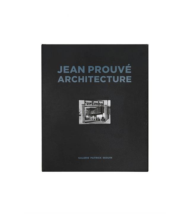 Architecture 5 Volume Box Set by Jean Prouvé