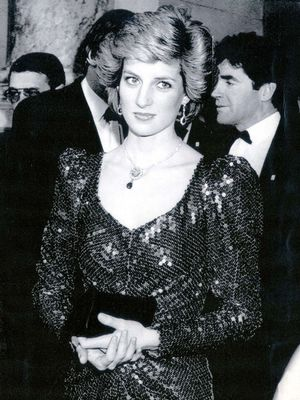 See the Princess Diana Dress That's Worth Up To $145,000